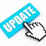 tasto update - manutenzione stampante - sistema di stampa